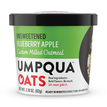 Umpqua Oats Blueberry Apple Not Guilty 8 Ct Case