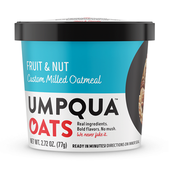 Umpqua Oats Fruit & Nuts Kick Start 8 Ct Case