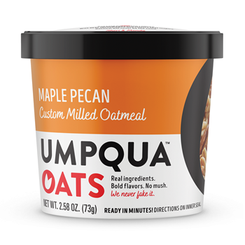 Umpqua Oats Maple Pecan 8 Ct Case