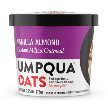 Umpqua Oats Vanilla Almond Crunch 8 Ct Case