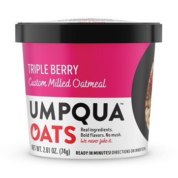 Umpqua Oats Triple Berry Jackpot 8 Ct Case